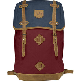 Fjällräven No. 21 Rucksack  Large ox red-navy